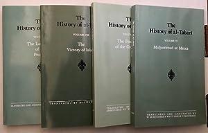 The History of al-Tabari, volumes 6, 7,: Watt, W. Montgomery