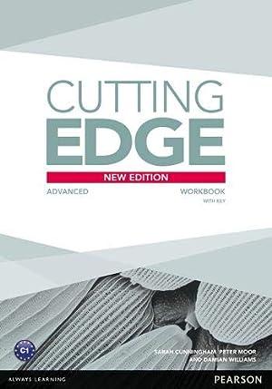 Cutting Edge Advanced New Edition Workbook with: DAMIAN WILLIAMS