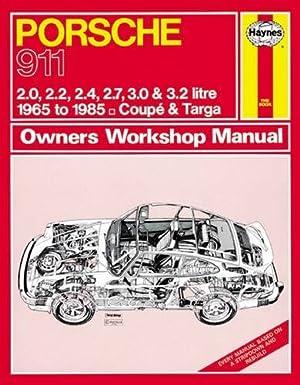 Porsche 911 Owner's Workshop Manual: Haynes Publishing