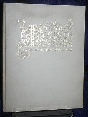 Morte D'arthur 1912 1st ed Alberto Sangorski