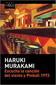 ESCUCHA LA CANCION DEL VIENTO Y PINBALL: HARUKI MURAKAMI