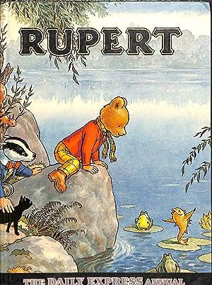 Rupert Annual 1969: Bestall