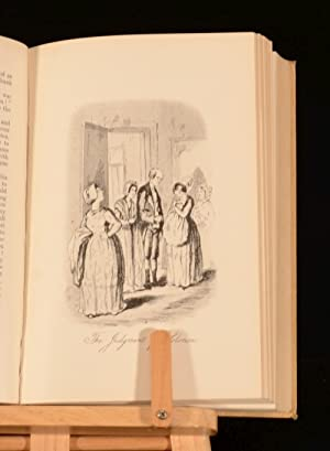 The Oxford Thackeray With Illustrations In Ten: William Makepeace Thackeray;