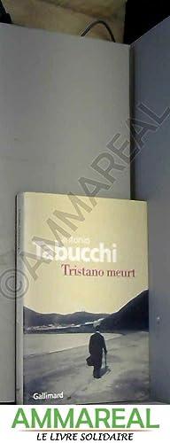 Image du vendeur pour Tristano meurt: Une vie mis en vente par Ammareal