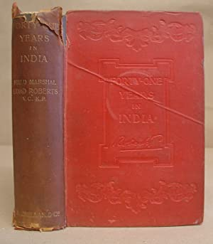 Seller image for Forty One Years In India From Subaltern To Commander In Chief for sale by Eastleach Books