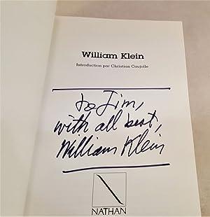 WILLIAM KLEIN: Photographie]