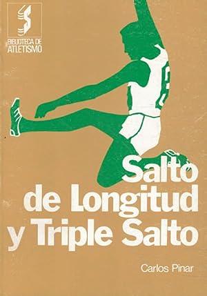 Imagen del vendedor de Biblioteca de Atletismo. Salto de longitud y triple salto a la venta por Librería Cajón Desastre