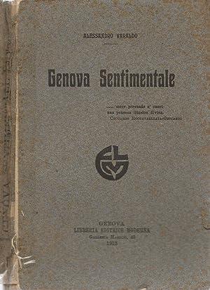 Genova Sentimentale: Alessandro Varaldo