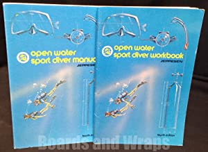Jeppesen's Open Water Sport Diver Manual with Workbook