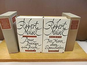 Gesammelte Werke in Einzelausgaben: Band 1: Der: Musil, Robert