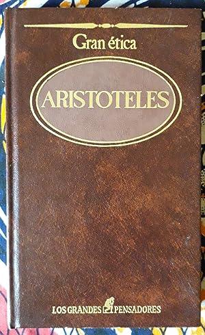 Gran ética: Aristóteles