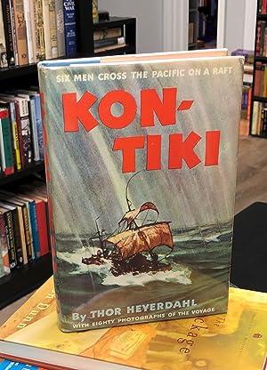 Kon-tiki (jacketed hardcover): Thor Heyerdahl