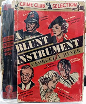 Blunt Instrument 1ST Edition