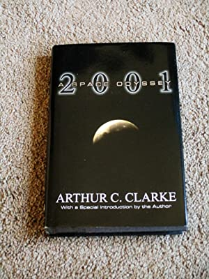 Arthur C. Clarke 2001 A SPACE ODYSSEY: Arthur C. Clarke