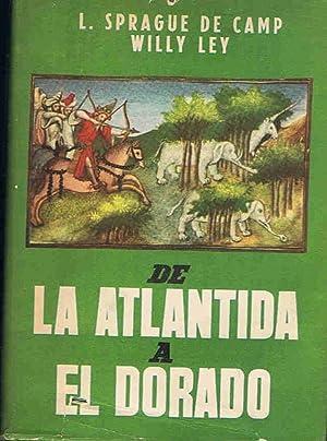 DE LA ATLÁNTIDA A EL DORADO: Camp. L. Sprague