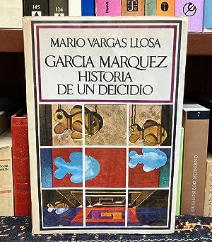Imagen del vendedor de García Márquez: historia de un deicidio a la venta por Dedalus-Libros