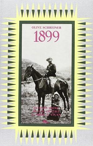 1899 (Narrativa): Olive Schreiner