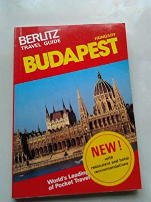 Berlitz Travel Guide to Budapest (Berlitz Travel Guides)