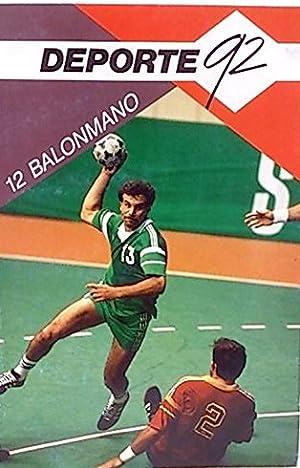 Balonmano: Direc. Jordi Huguet