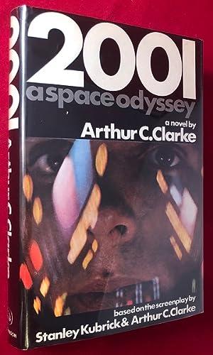 2001: A Space Odyssey (SIGNED 1ST UK: Science Fiction) CLARKE,