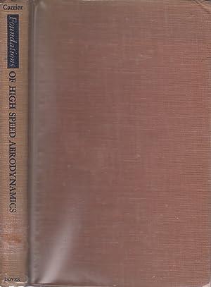 Aerodynamics of high speed : Facs. of: Carrier, George F.: