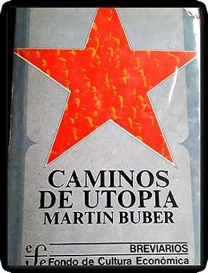 caminos de utopia martin buber breviarios del: Martin Buber