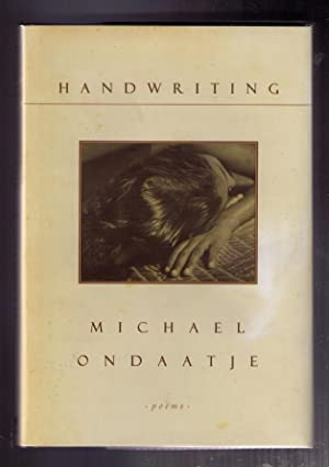 Handwriting: Ondaatje, Michael