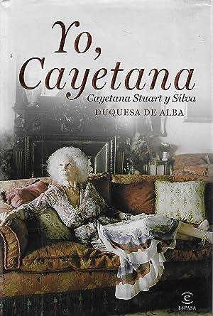 YO CAYETANA DUQUESA DE ALBA (ENVIO PENINS: CAYETANA STUART Y