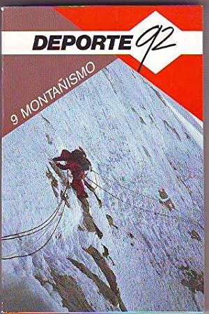 Imagen del vendedor de DEPORTE 92 NUM 9 MONTAÑISMO a la venta por MERCADILLO DE MIGUEL