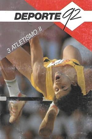 Imagen del vendedor de DEPORTE 92 NUM 3 ATLETISMO II a la venta por MERCADILLO DE MIGUEL