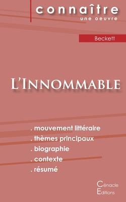 Fiche de lecture L'Innommable de Samuel Beckett: Beckett, Samuel