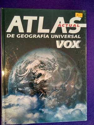Atlas de Geografía Universal: ed. Vox