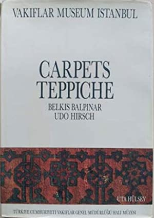 Carpets of the Vakiflar Museum Istanbul, Teppiche: Balpinar, Belkis &