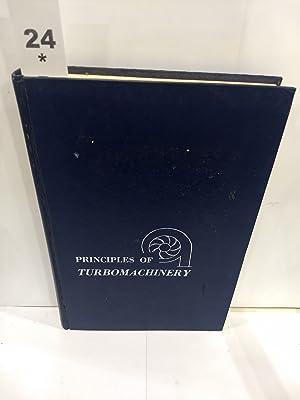 Principles of Turbomachinery: D.G. Shepherd