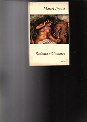 SODOMA E GOMORRA: MARCEL PROUST]