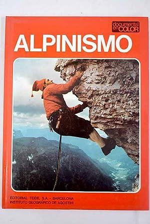 Imagen del vendedor de Alpinismo a la venta por Alcaná Libros
