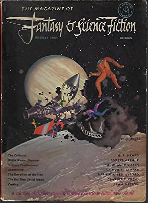 The Magazine of FANTASY AND SCIENCE FICTION: F&SF (Arthur C.