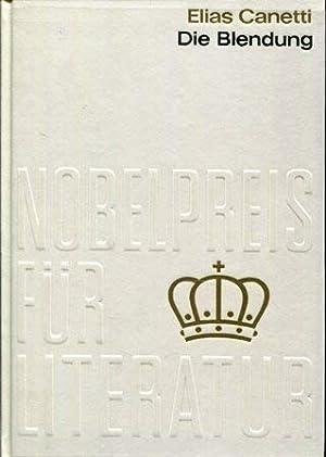 Die Blendung (Nobelpreis für Literatur, 1981): Ellas Canetti: