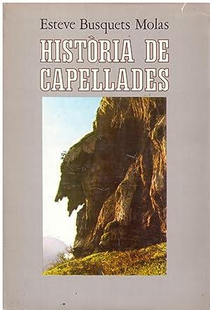 HISTORIA DE CAPELLADES.: Molas, Busquets Esteve