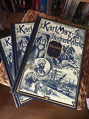 Karl May's Illustrierte Werke - Winnetou 1-3: Karl, May: