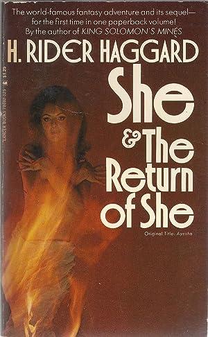 She & The Return of She: H. Rider Haggard