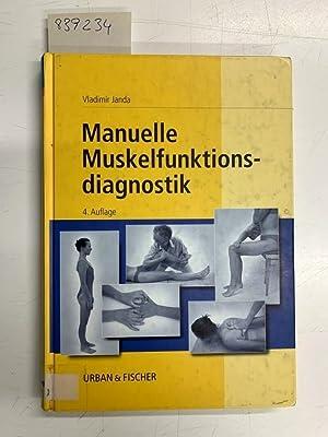 Vladimir Janda Manuelle Muskelfunktionsdiagnostik Libros Iberlibro