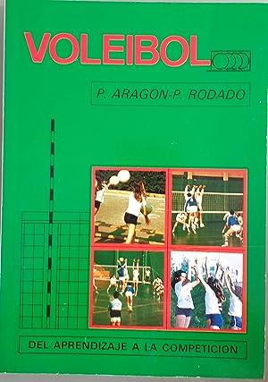Voleibol. Del apredizaje a la competición: Aragón, Pedro- Rodado,