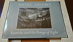 Yosemite and The Range of Light, Signed: Adams, Ansel
