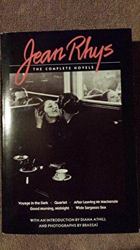 Jean Rhys: The Complete Novels: Jean Rhys