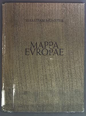 Mappa Europae.: Münster, Sebastian: