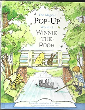 THE MAGICAL POP-UP WORLD OF WINNIE THE POOH: Deluxe Pop-Up