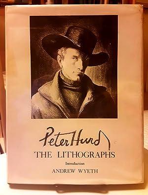 Peter Hurd: the lithographs: Hurd, Peter; John