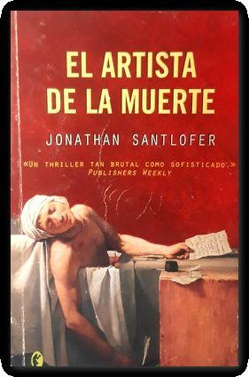 Jonathan Santlofer Artista Muerte Iberlibro