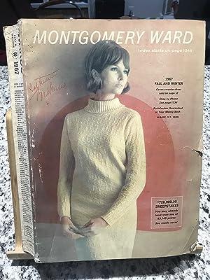 Montgomery Ward 1967 Fall and Winter Catalog: Montgomery Ward Company